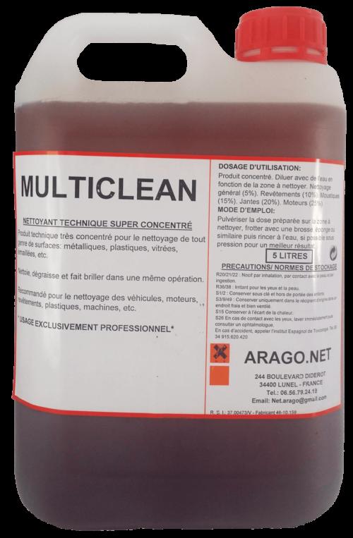 Multiclean 5L - Washcar