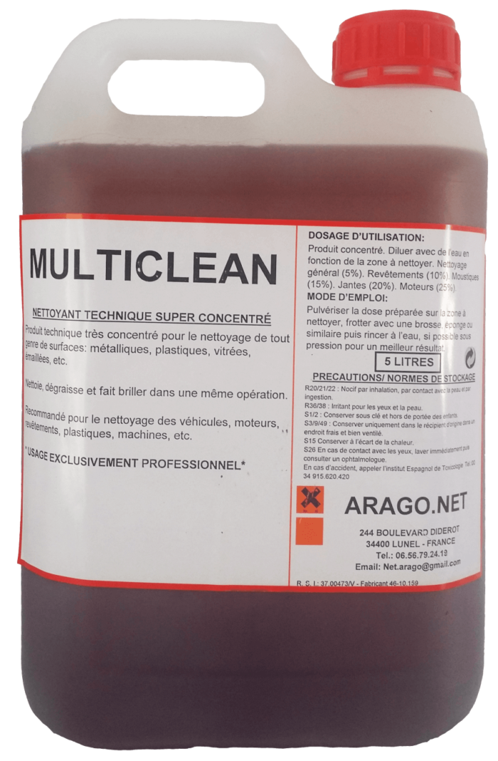 Multiclean 5L - Washcar