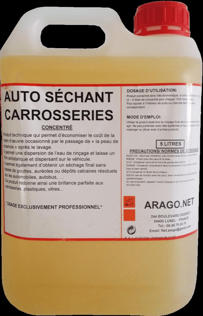 AUTO SECHANT 5 L - Washcar