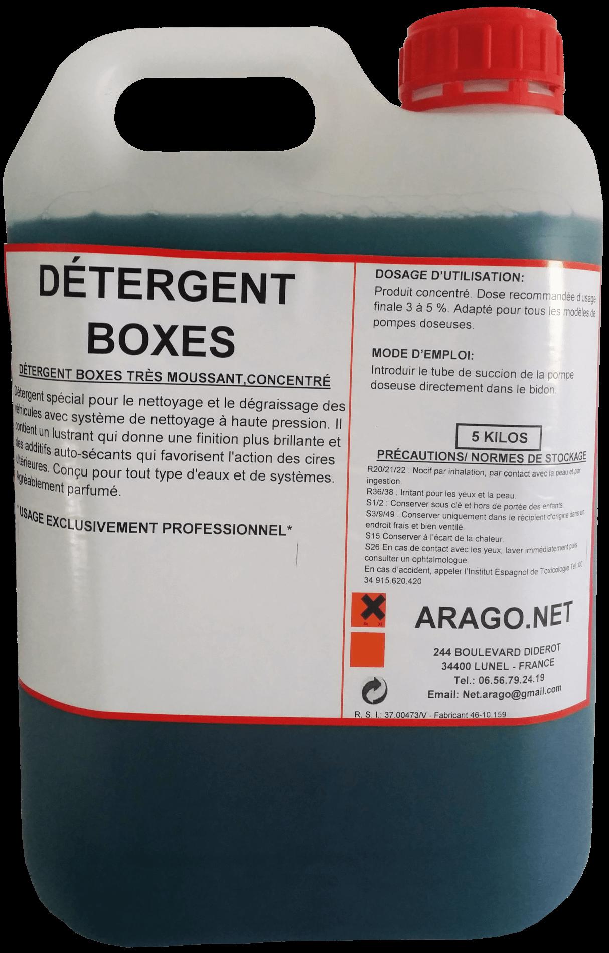 BOX 5L - Washcar